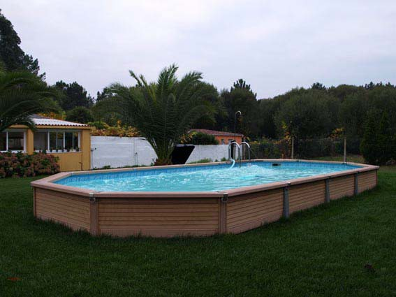 Piscine hors sol installation aquadouce services for Piscine chambourcy
