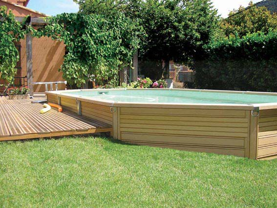 Piscine hors sol installation aquadouce services for Piscine hors sol en solde
